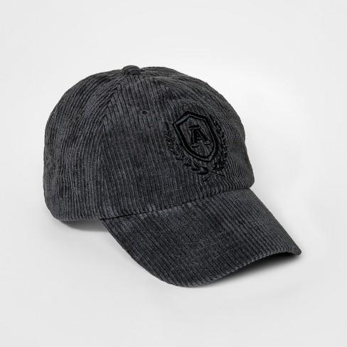 Boys' Corduroy Baseball Hat - art class™ Gray One Size - image 1 of 2