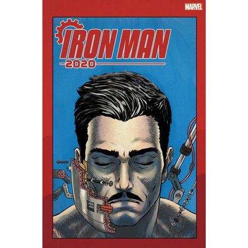 Marvel Iron Man 2020 #1 Comic Book [Superlog Heads Variant Cover] - image 1 of 1