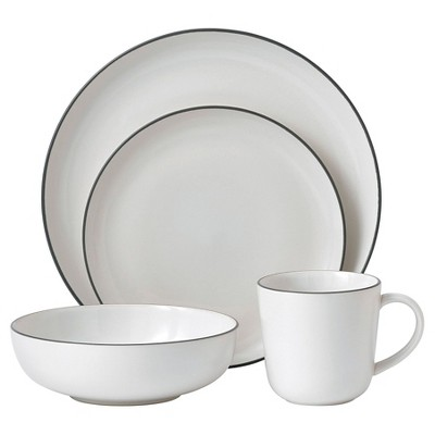 Gordon Ramsay by Royal Doulton® Bread Street 4pc Dinnerware Set White