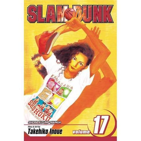 Slam Dunk, Volume 17 - (Slam Dunk (Viz)) by Takehiko Inoue (Paperback)