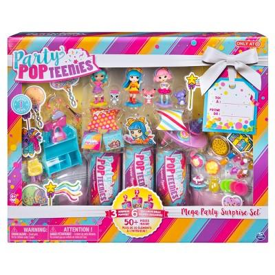 Party PopTeenies - Mega Party Surprise Set