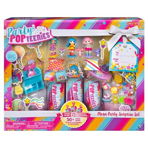 Party PopTeenies - Mega Party Surprise Set - image 1 of 4
