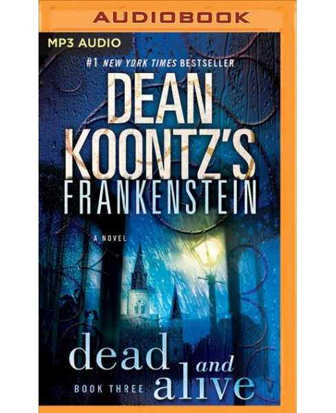 Dead and Alive (MP3-CD) (Dean Koontz) - image 1 of 1