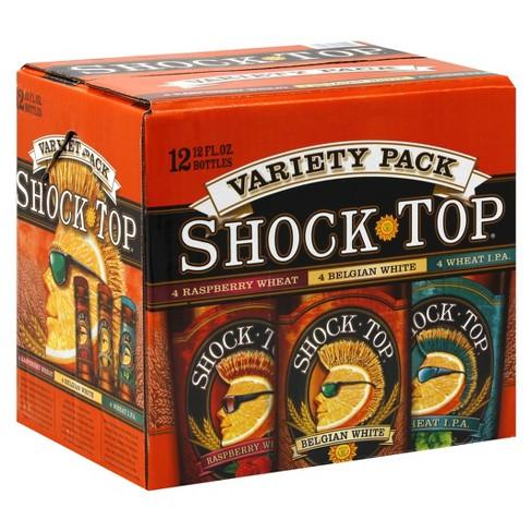 Shock Top Sampler - 12pk/12 fl oz Bottles - image 1 of 1