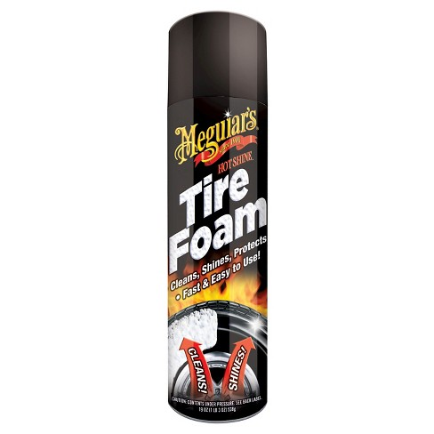 Meguiars® Hot Shine Tire Foam - image 1 of 1