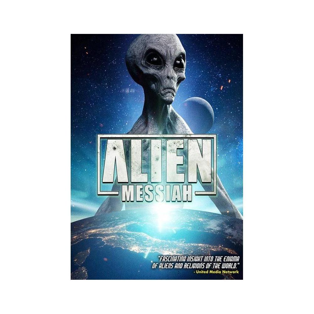 Alien Messiah Dvd