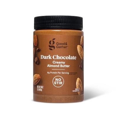 Dark Chocolate Almond Butter 16oz - Good & Gather™