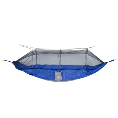 Stansport Packable Nylon Hammock with Mosquito Netting