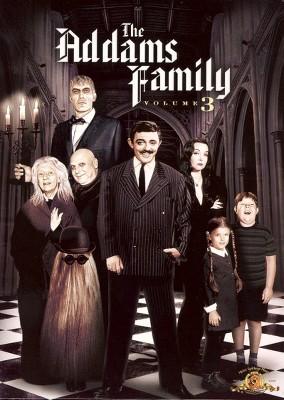 The Addams Family, Vol. 3 (DVD)