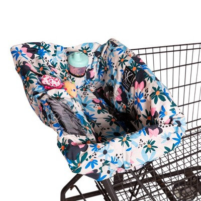 Disney Baby by J.L. Childress Shopping Cart and High Chair Cover Minnie