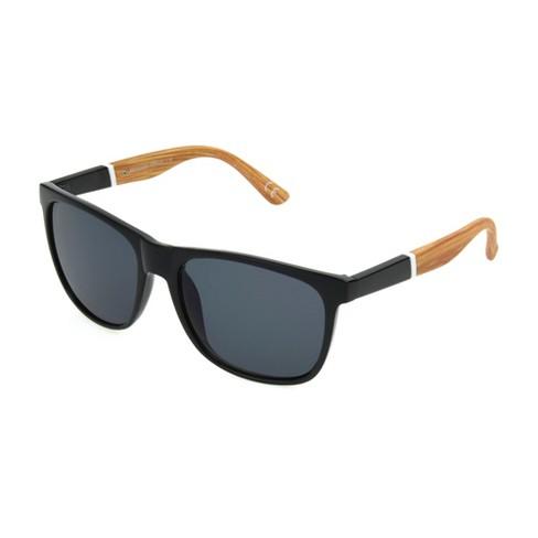 a81215e698e4c Men s Surf Sunglasses - Goodfellow   Co™ Black   Target