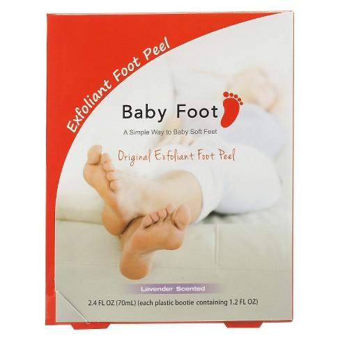 Baby Foot Foot Peel Lavender 24 Fl Oz 1 Set Target