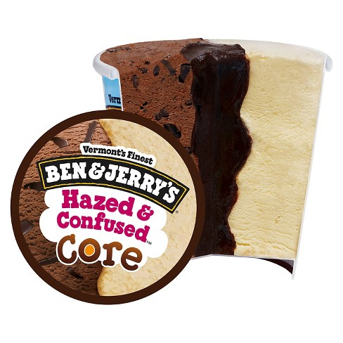 Ben & Jerry's Hazed and Confused Core Ice Cream - 16oz - image 1 of 2