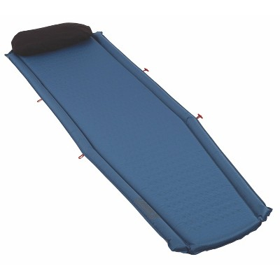 Coleman Silverton Twin Size Self-Inflating Camp Pad - Blue