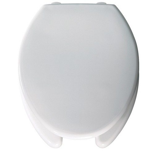 Enjoyable Bemis 3L2150T Medic Aid Elongated Plastic Open Front Toilet Seat Gmtry Best Dining Table And Chair Ideas Images Gmtryco
