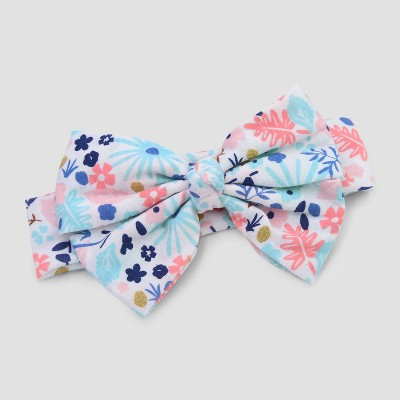 Baby Girls' Floral Head Band - Just One You® made by carter's Newborn