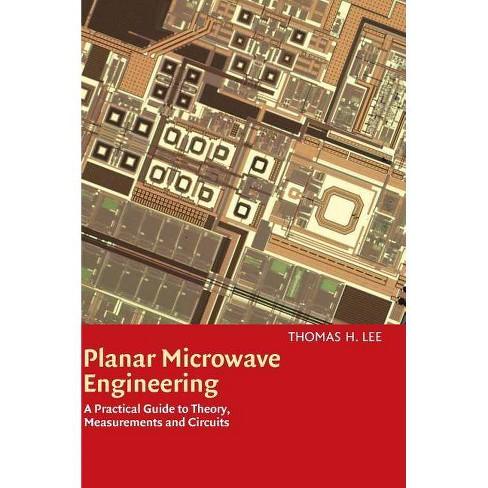 Planar Microwave Engineering - by  Thomas H Lee (Hardcover) - image 1 of 1