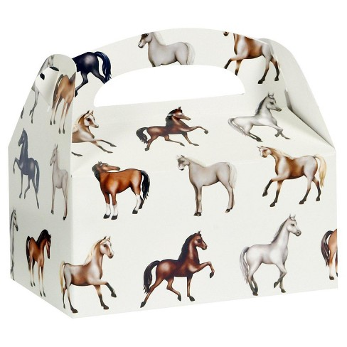 8 ct Ponies Favor Boxes - image 1 of 1