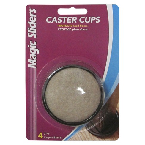 Magic Sliders Caster Cups 4-pk. - image 1 of 1