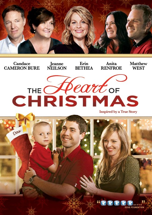 Heart of christmas (DVD) - image 1 of 1