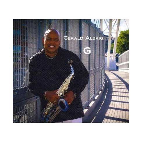 Gerald Albright - G (Blister) * (CD) - image 1 of 1