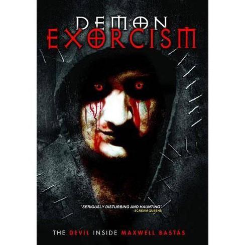 Demon Exorcism: The Devil Inside Maxwell Bastas (DVD) - image 1 of 1