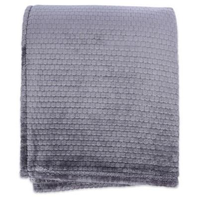 Bed Blankets Better Living FULL/QUEEN Smoke
