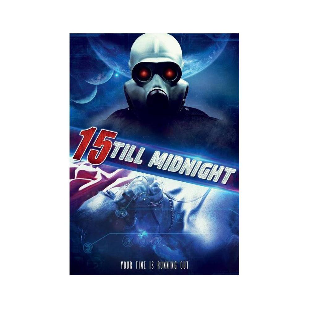 15 Till Midnight (DVD), movies