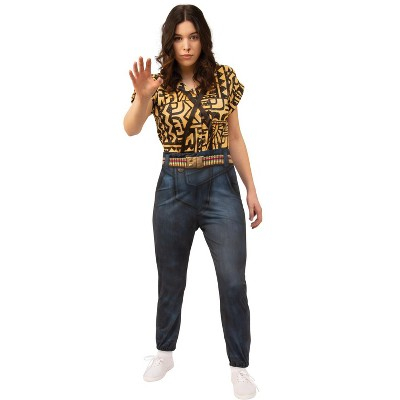 Stranger Things Eleven Battle Look Adult Costume