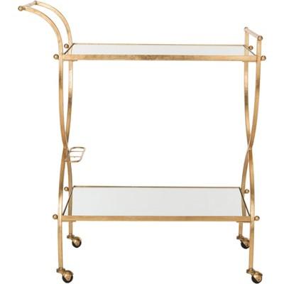 Lucretius Bar Cart  - Safavieh