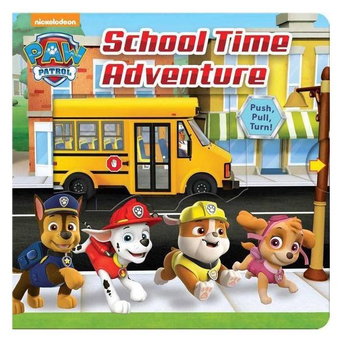 Paw Patrol School Adventure 07/03/2018 - image 1 of 1