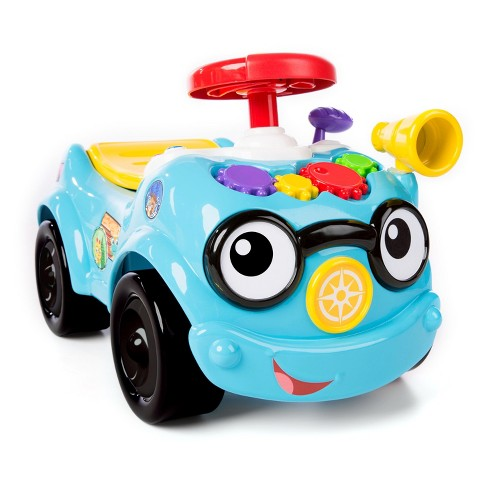 Baby Einstein Roll And Discover Ride - image 1 of 6