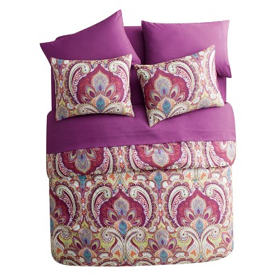 8pc Alissia Bed in a Bag Comforter Set - VCNY Home
