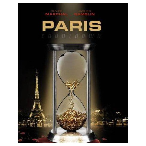 Paris Countdown (Blu-ray) - image 1 of 1