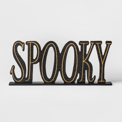 Halloween Spooky Sign Décor - Hyde and Eek! Boutique™