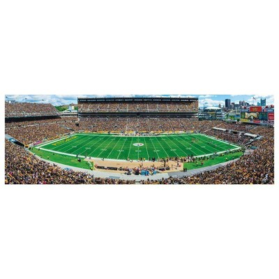NFL Pittsburgh Steelers 1000pc Jigsaw Puzzle