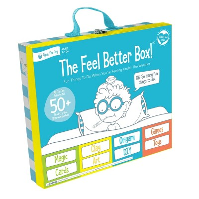 Open The Joy's Feel Better Activity Box