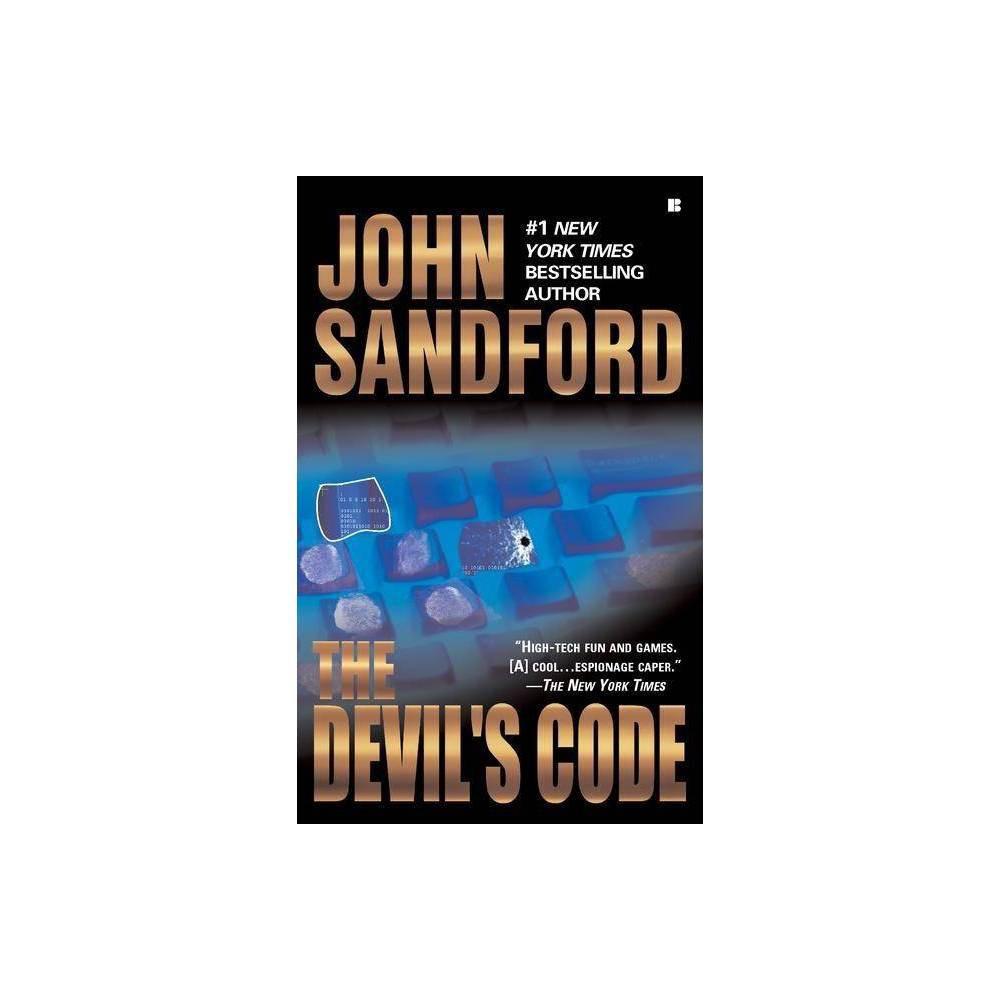 The Devil S Code Kidd By John Sandford Paperback