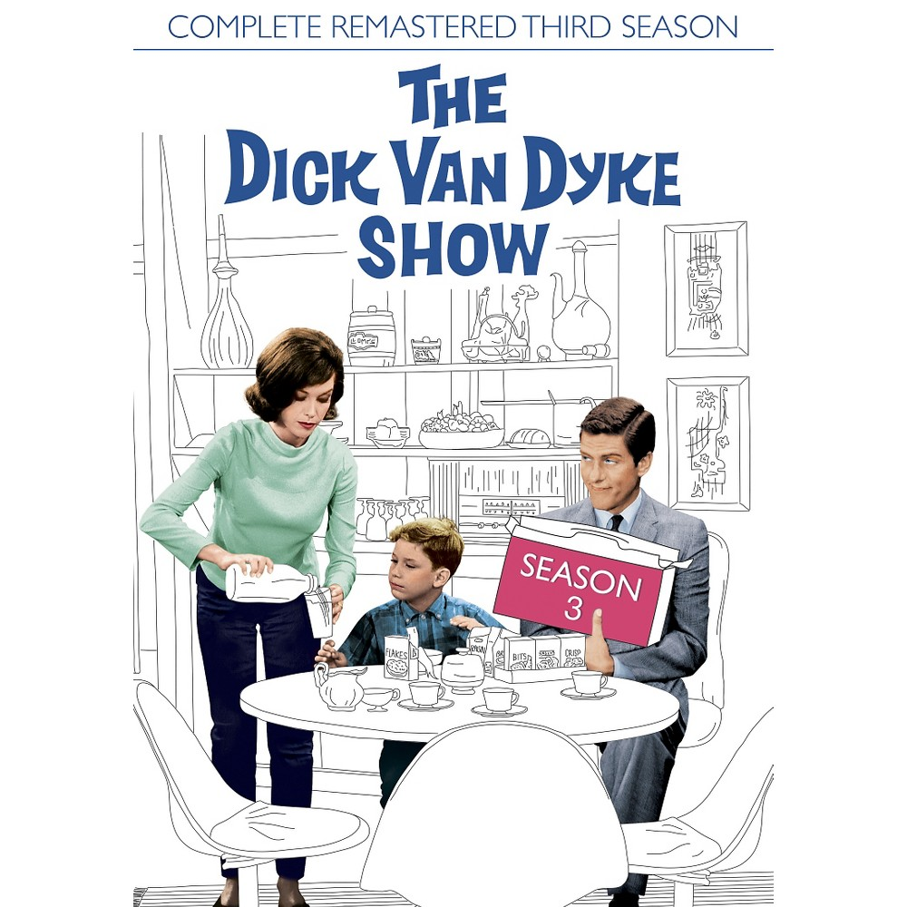 Dick Van Dyke Show:Complete 3rd Ssn (Dvd)