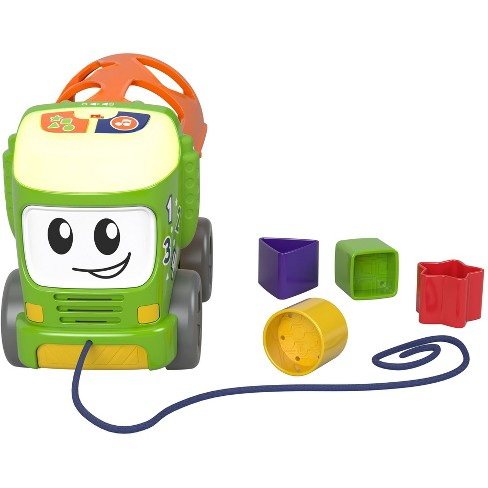 Fisher-Price Sort and Spill Learning Truck - image 1 of 4
