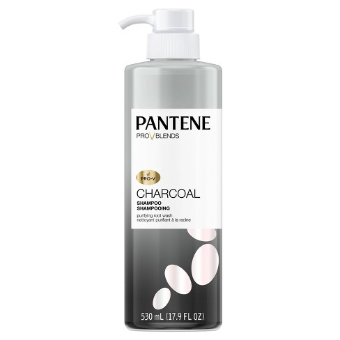 Pantene Pro-V Blends Charcoal Purifying Root Wash Shampoo - 17.9 fl oz - image 1 of 3