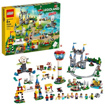 LEGO LEGOLAND Park 40346 Building Kit