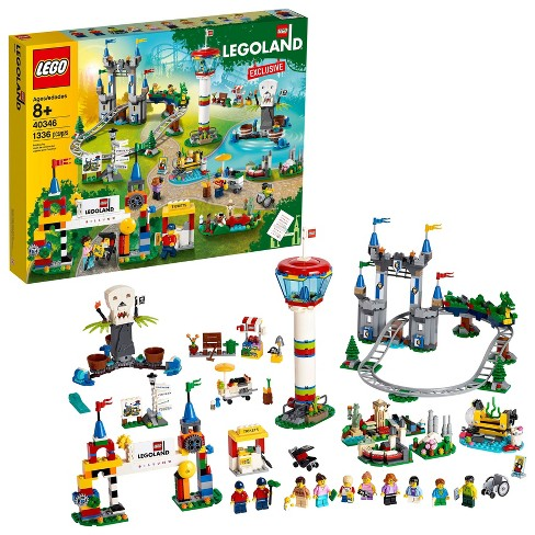 LEGO LEGOLAND Park 40346 Building Kit - image 1 of 4