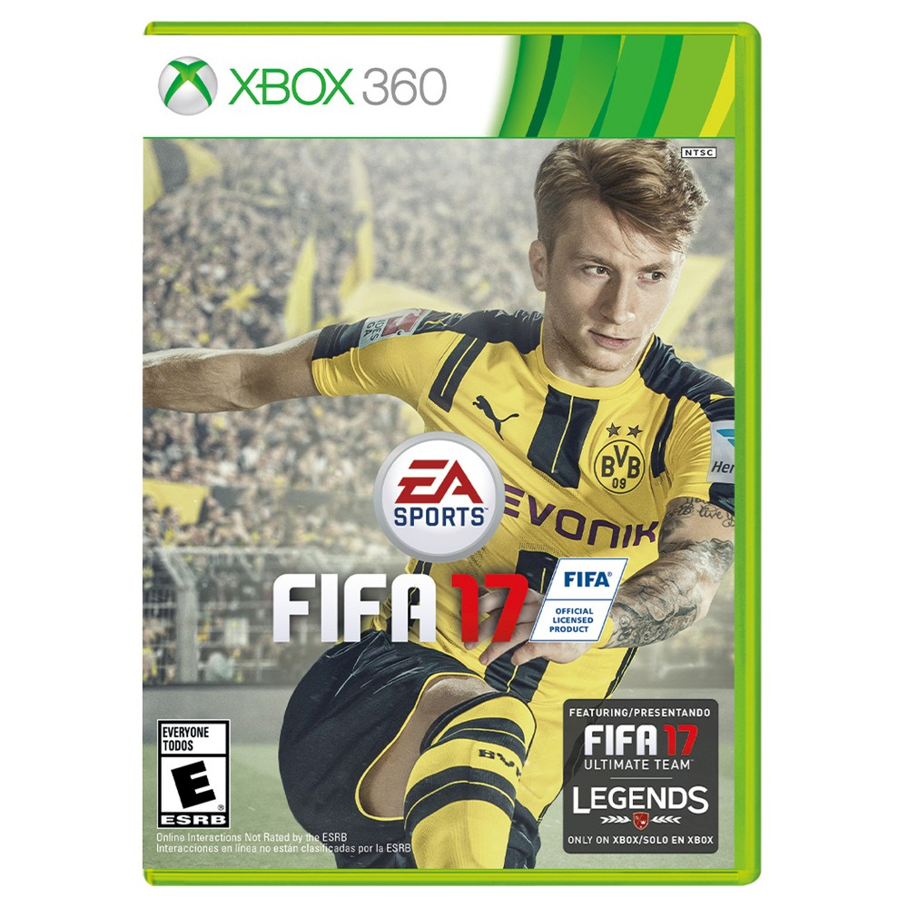 Fifa 17 Xbox 360, Video Games
