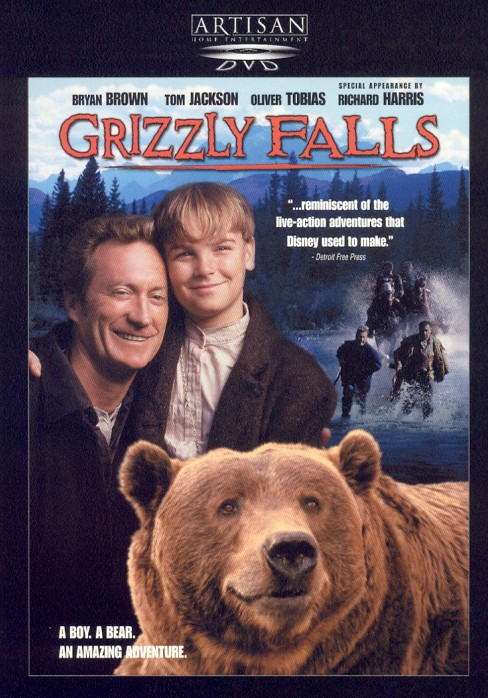 Grizzly falls (DVD) - image 1 of 1