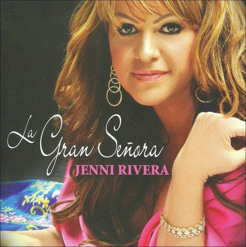 Jenni Rivera - La Gran Señora (CD) - image 1 of 1