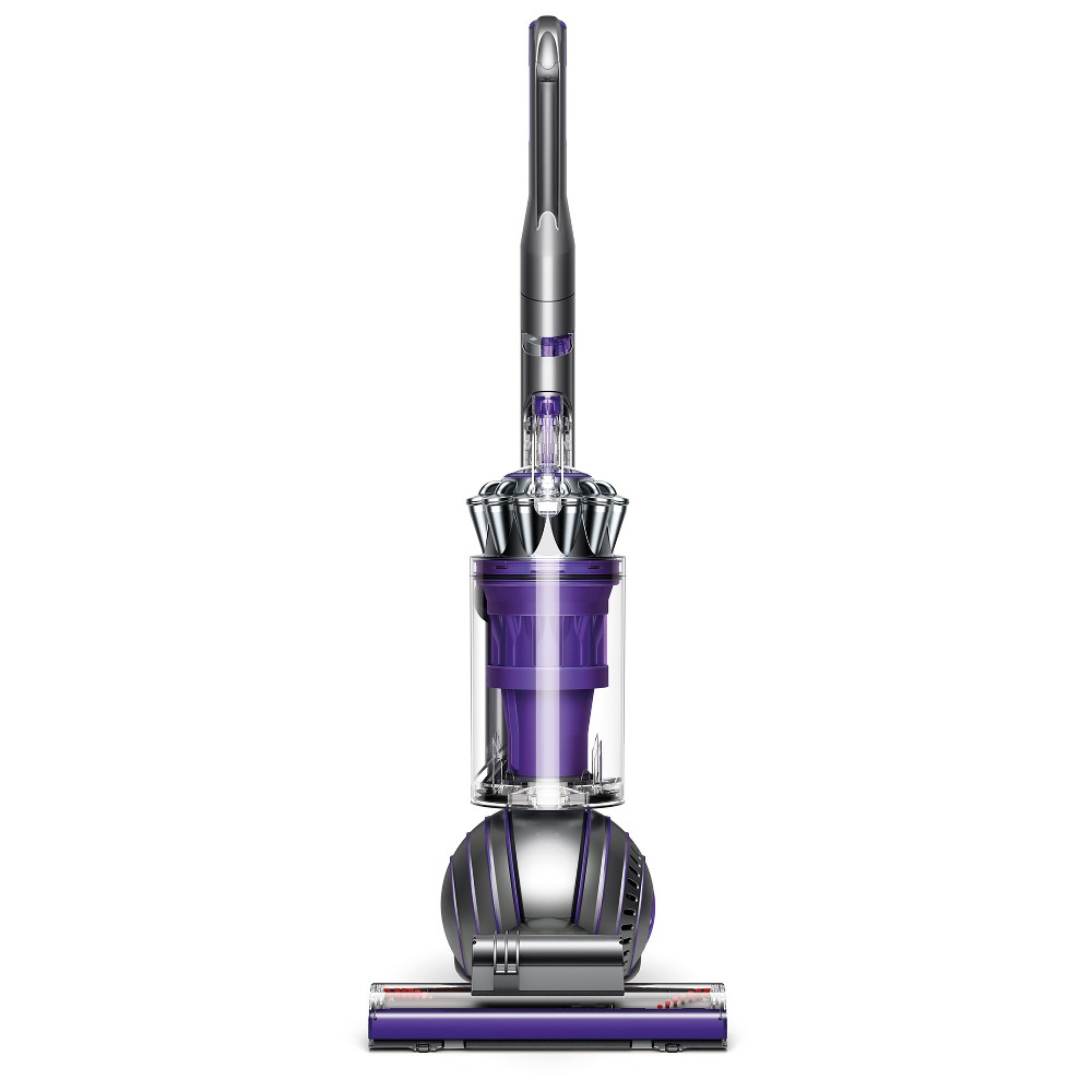 Image of Dyson Ball Animal 2 Upright Vacuum - Iron/Purple, Gray
