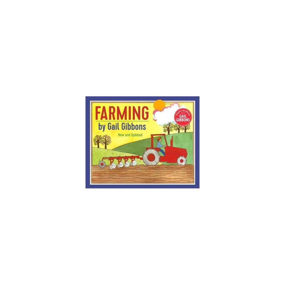 Farming - New Upd by Gail Gibbons (Paperback)