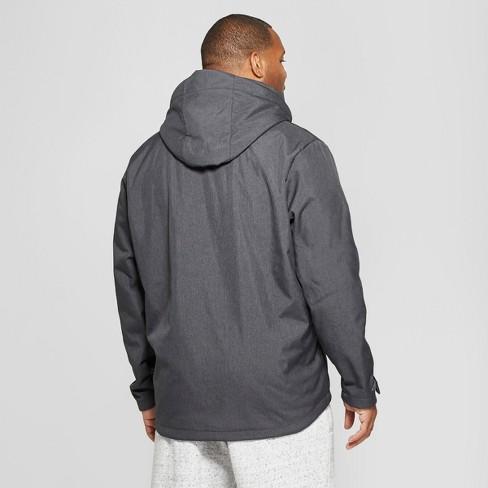 C9 Men's Hooded Tall Sherpa amp; Xxxl Softshell Jacket Champion® Big qxww0ZA7v