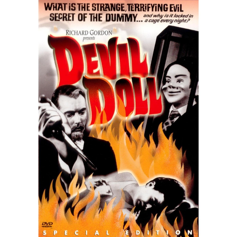 Devil Doll (Dvd), Movies